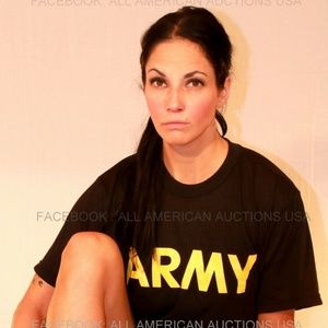 Tops - NEW Army Physical Training PT APFU STANDARD SHIRTS